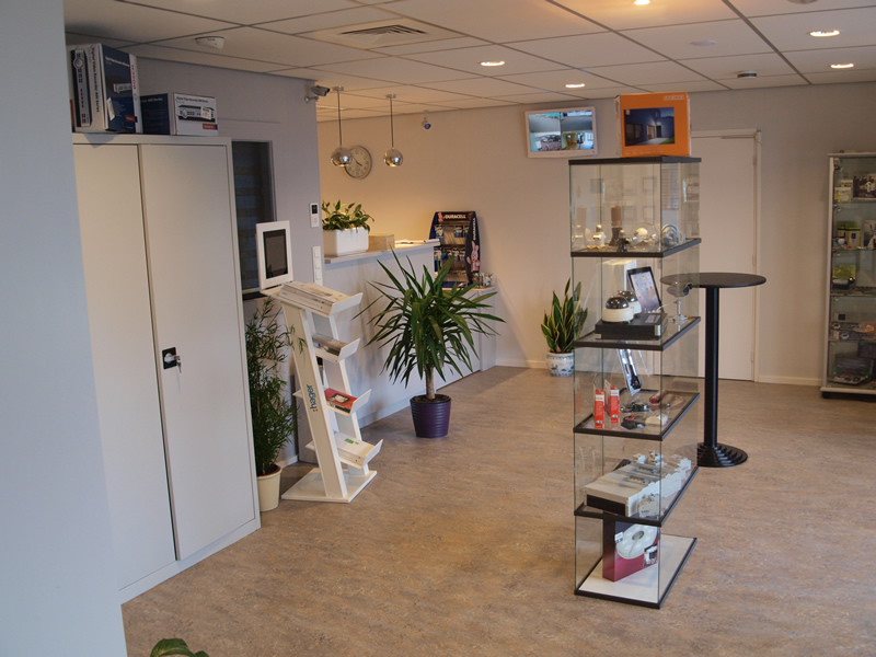 Showroom van Stap Elektra