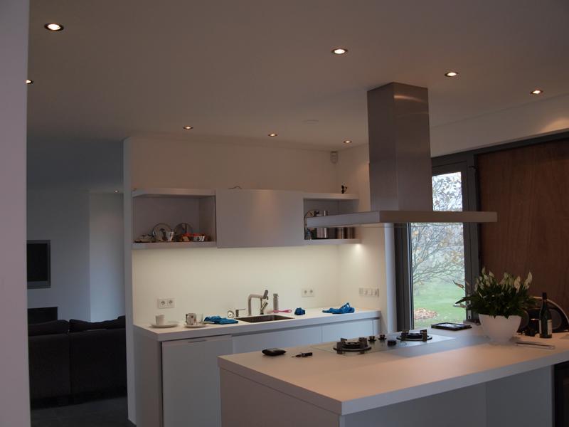 Interieur verlichting studio kop en schotel for Interieur verlichting
